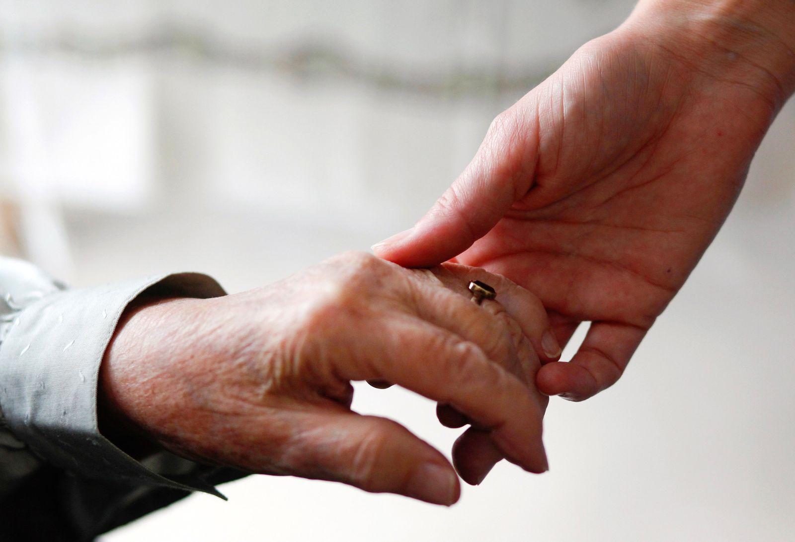 EINMALIGE VERWENDUNG Sterben / Hospiz