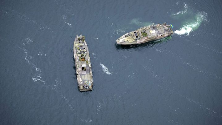 Mögliche U-Boot-Sichtung: Schwedens Angst vor Russland