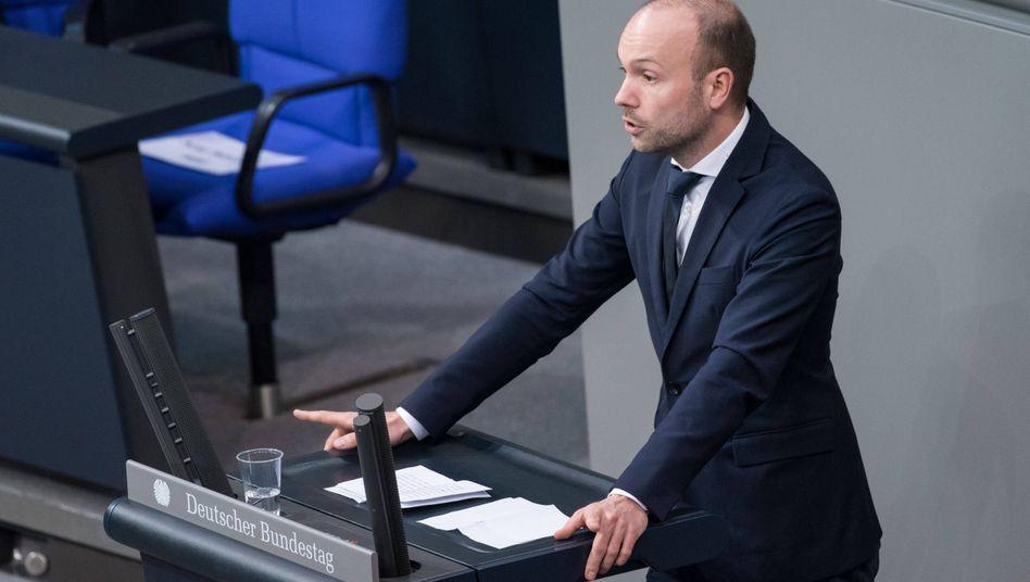 CDU-Politiker Nikolas Löbel