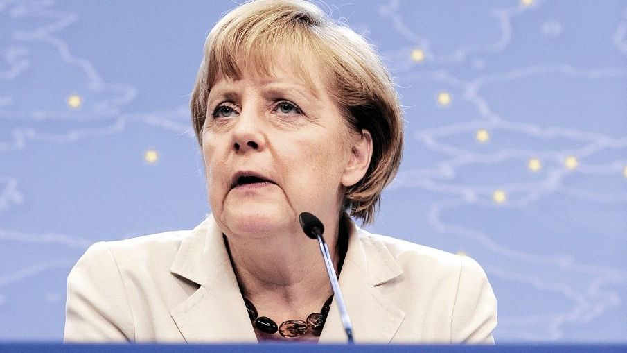 Politikerin Merkel: Entscheidungen mit fatalen Folgen