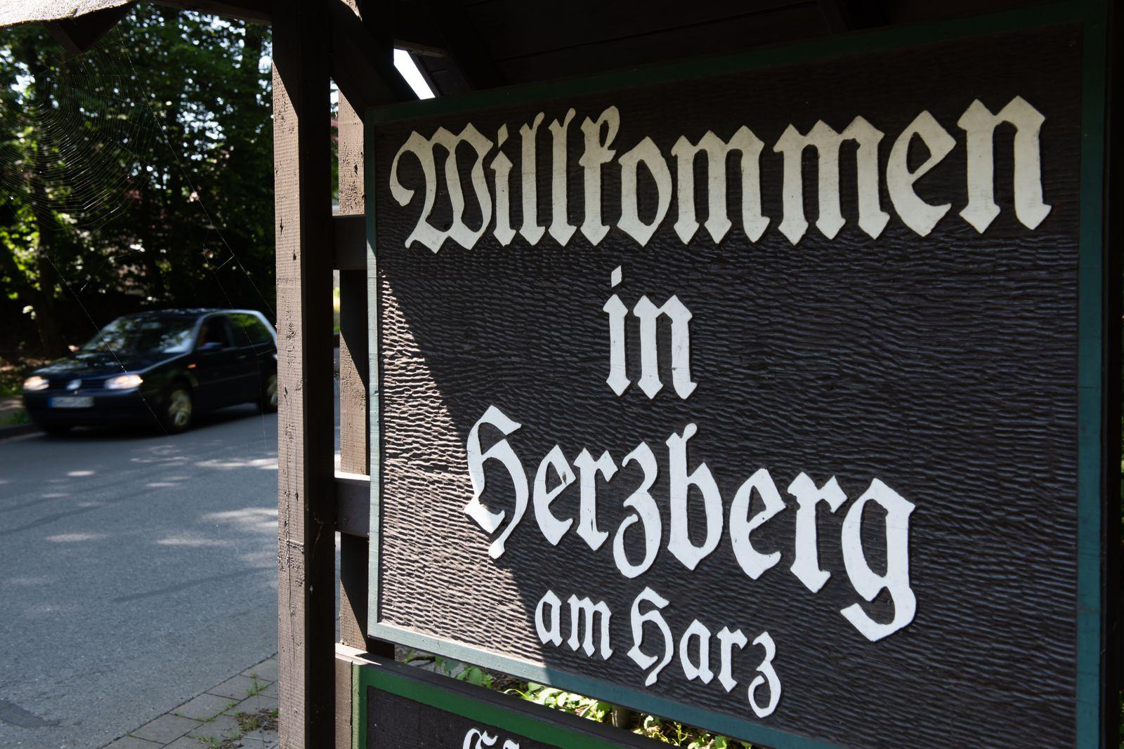 Razzia in Herzberg