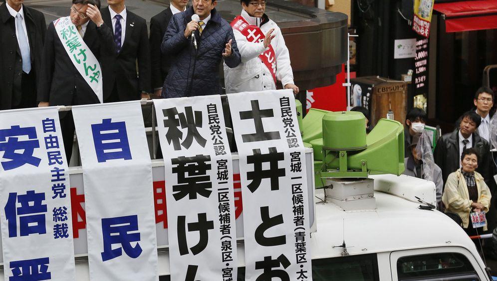Parlamentswahlen: Japan verweigert den politischen Wandel