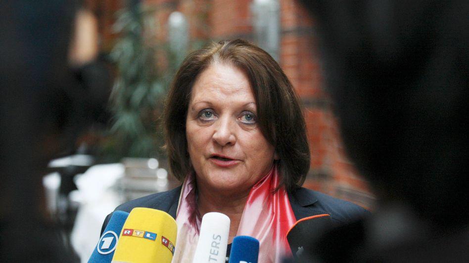 "Justizministerin Leutheusser-Schnarrenberger: Bürger vor ""Ausschnüffelei"" schützen"