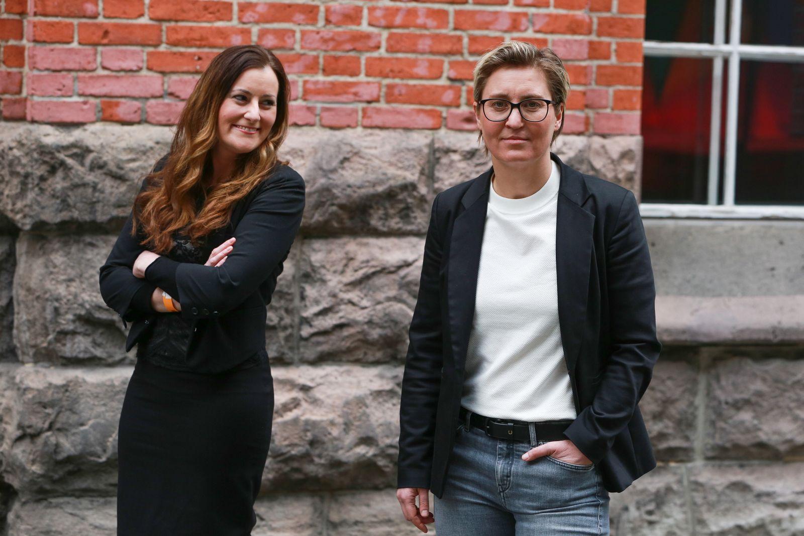 German Die Linke Holds Virtual Federal Party Congress
