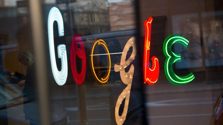 Google-Dependance in New York: Ärger wegen Bannerwerbung