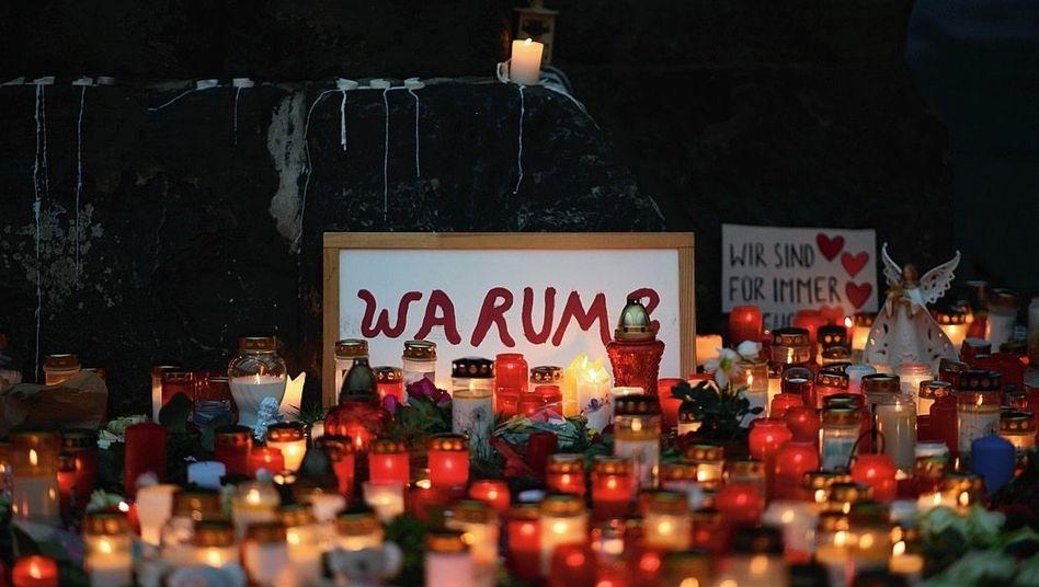 Gedenkstätte in Trier