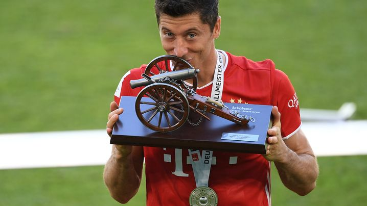Die 100-Tore-Bayern
