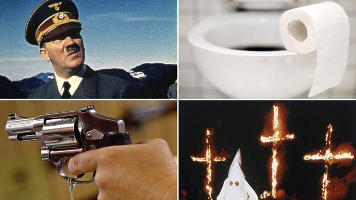 Gepöbel im Internet: Von Hitler, dem Patriarchat und Skifahrern