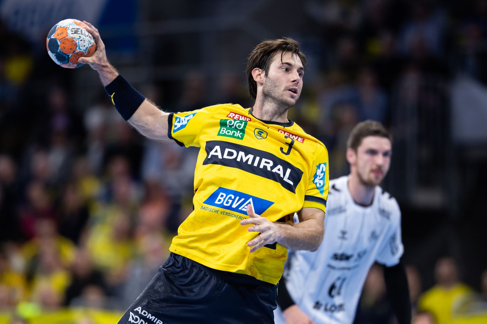 Rhein Neckar Loewen v THW Kiel - Liqui Moly Handball Bundesliga