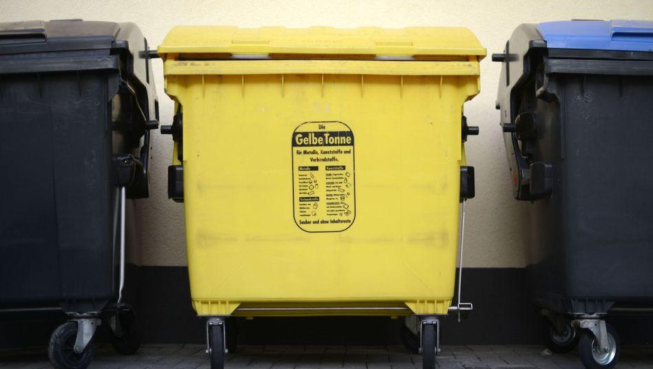 Gelbe Tonne in Gelsenkirchen: Duales System bleibt erst einmal eigenständig