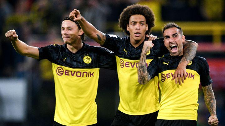 Dortmunds Supercuptriumph: Die Sancho-Show