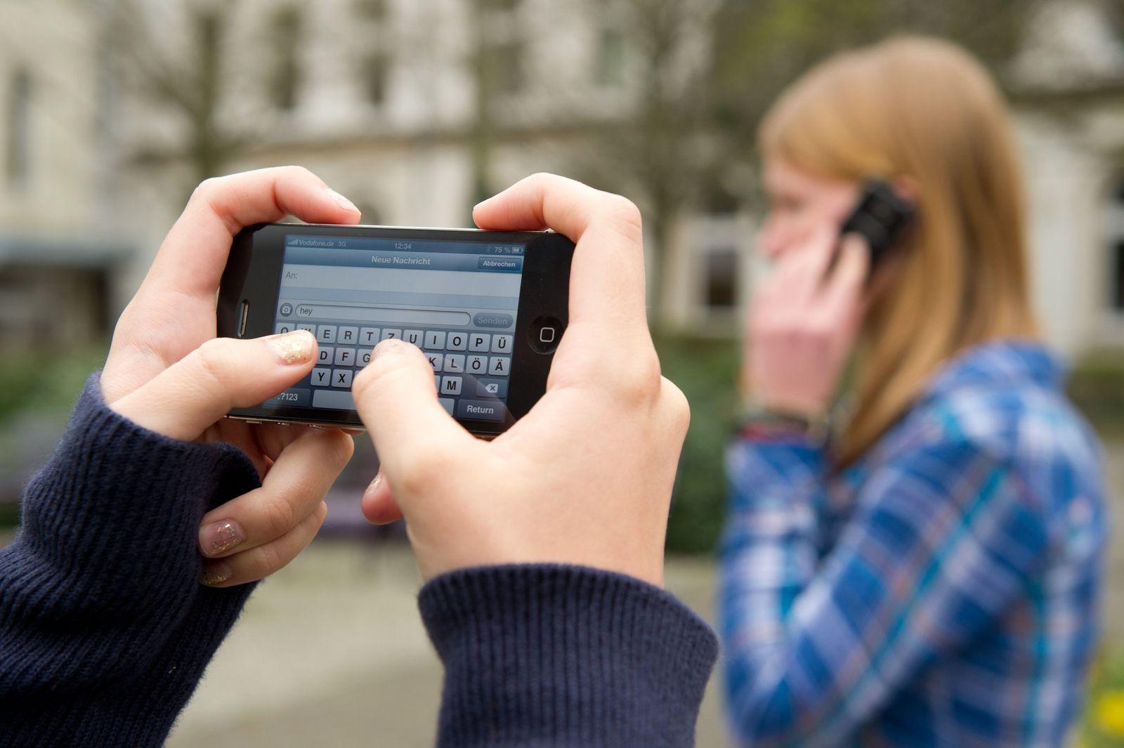 """Experiment """"Eine Woche ohne Smartphone"""""""