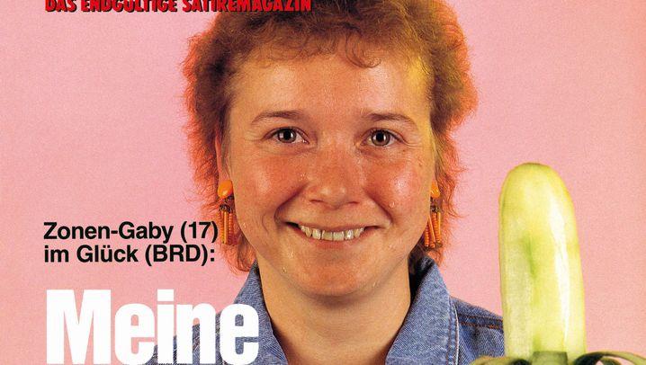 """Zeitschriften-Cover: 40 Jahre """"Titanic"""""""