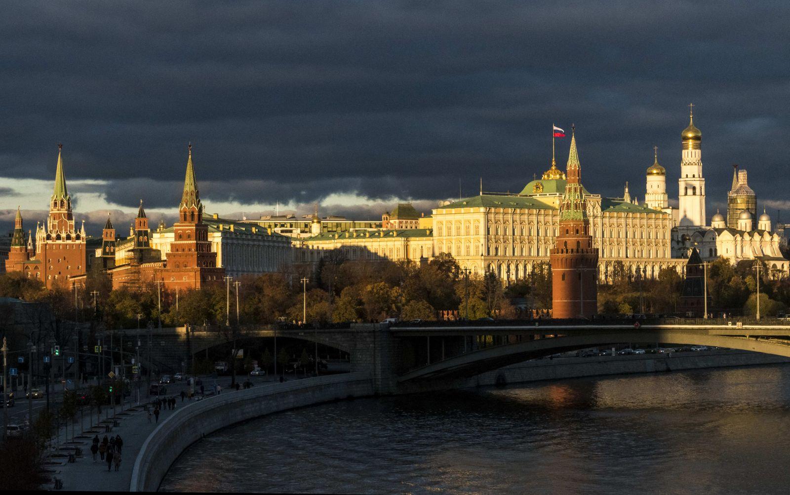 RUSSIA-POLITICS-KREMLIN