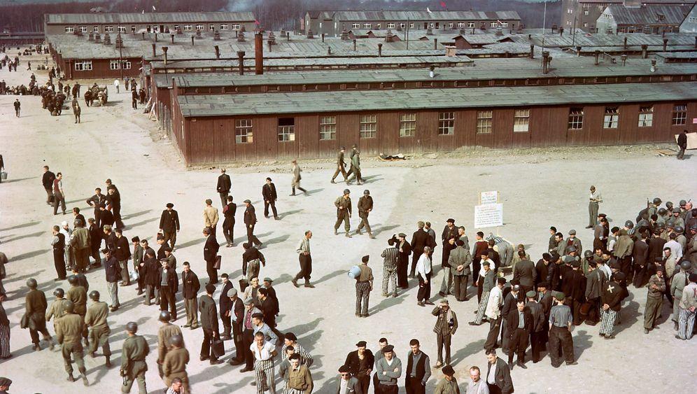 """Weimarer im KZ Buchenwald: """"Männer wurden weiß vor Entsetzen"""""""