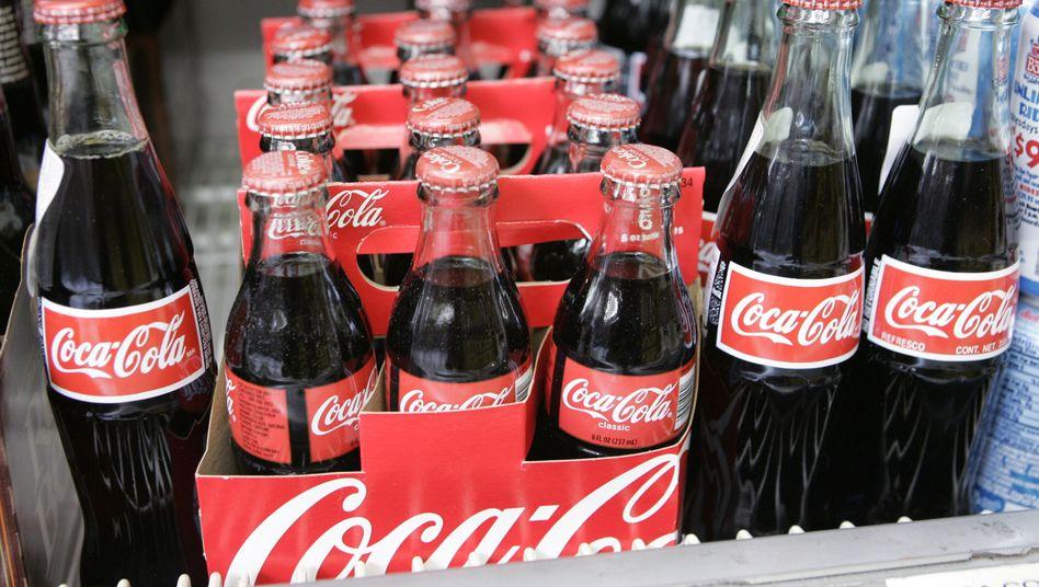 Coca-Cola: 280 Millionen Euro Einnahmen jährlich durch Abgabe auf Süß-Getränke