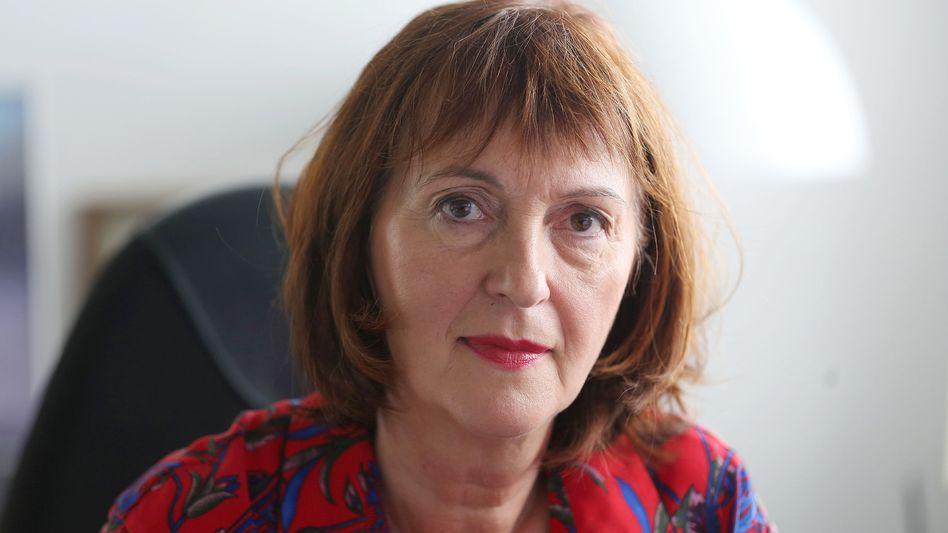 WDR-Chefredakteurin Sonia Mikich