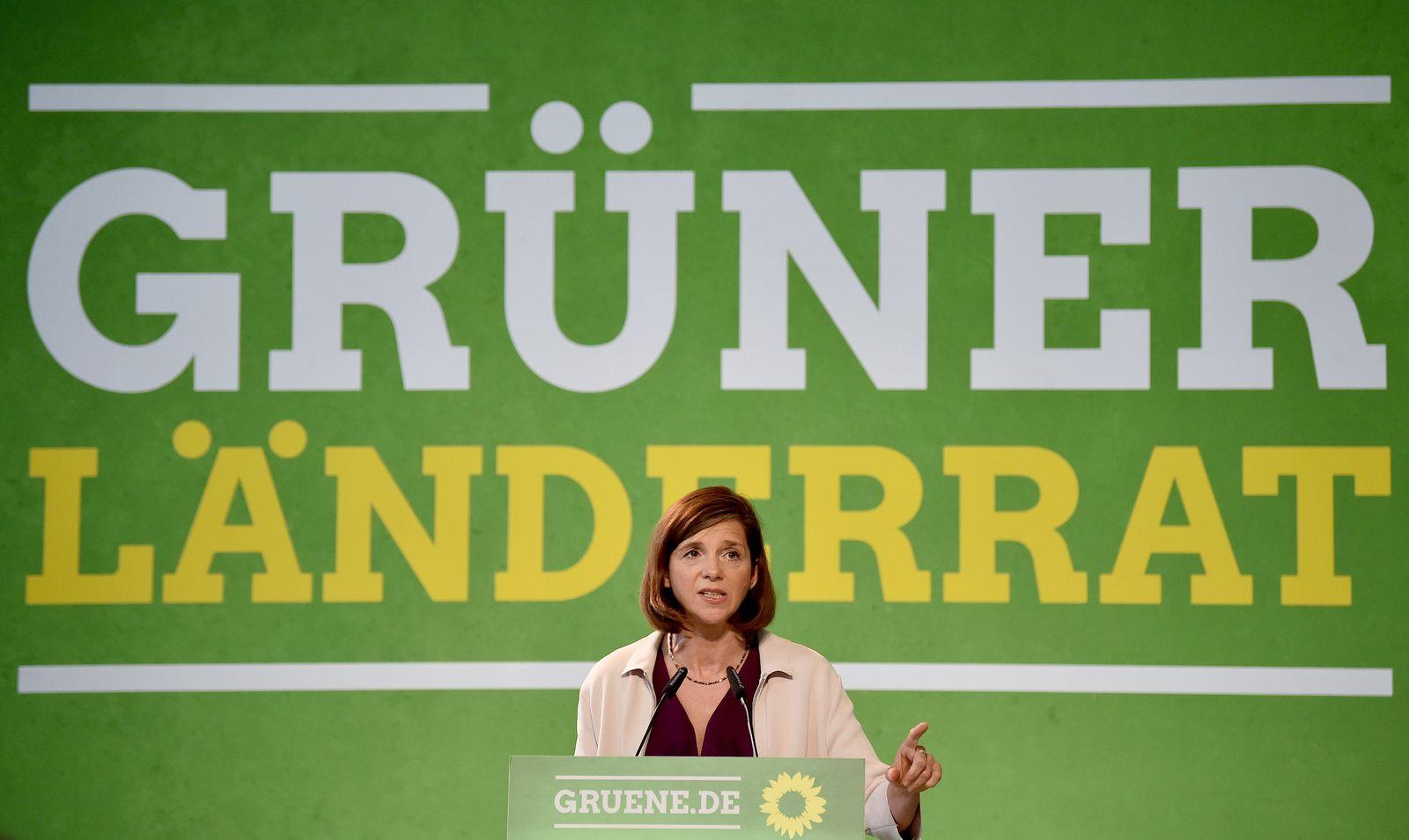 Katrin Göring-Eckardt / Länderrat Bündnis 90/Die Grünen