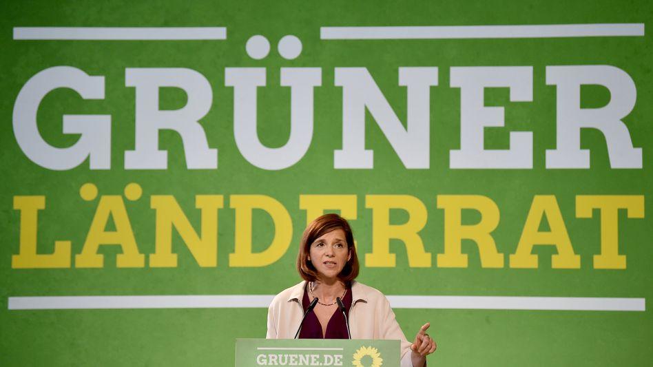 Grünen-Fraktionschefin Göring-Eckardt