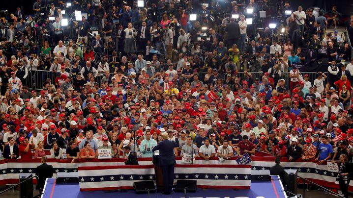 "Trump in Orlando: ""Keep America Great"""