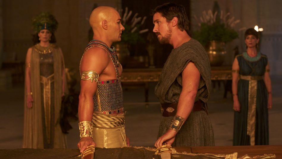 """Bibel-Epos """"Exodus"""": Eine Plage von einem Kinofilm"""