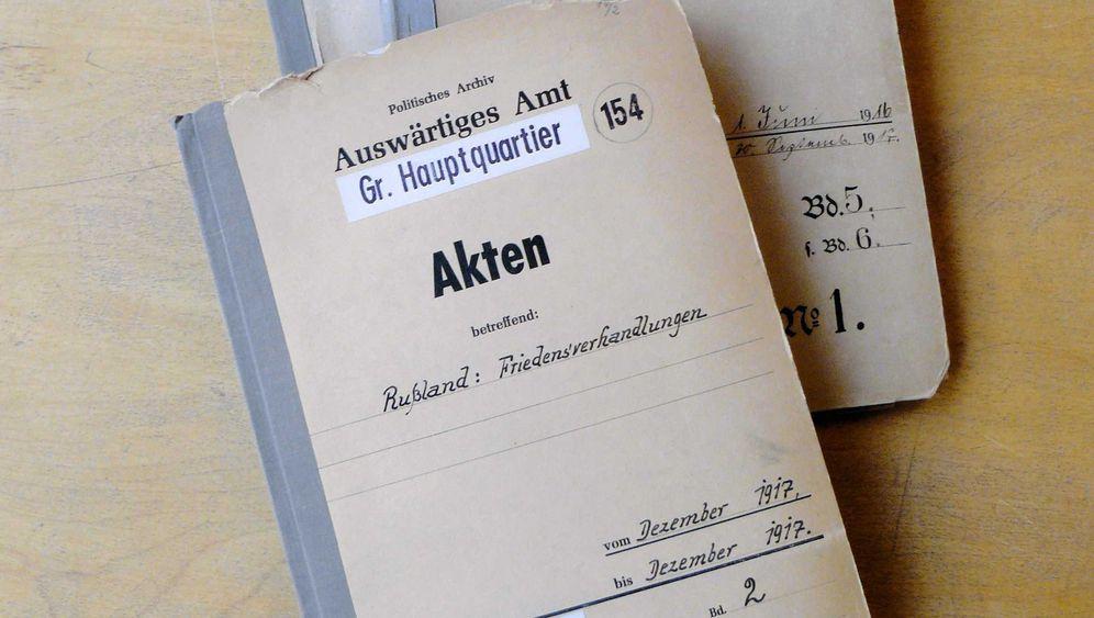 Akten, die Geschichte machten: Dokumente der Intrige