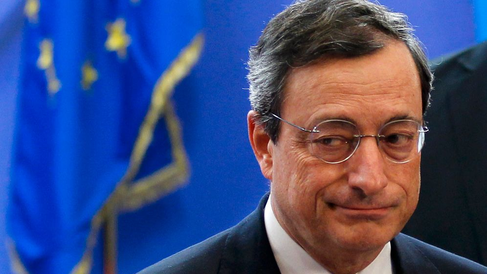 Photo Gallery: Europe's Top Monetary Policymakers Divided
