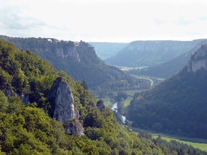Schwäbischer Grand Canyon: Wandern in 2000 Höhenmetern