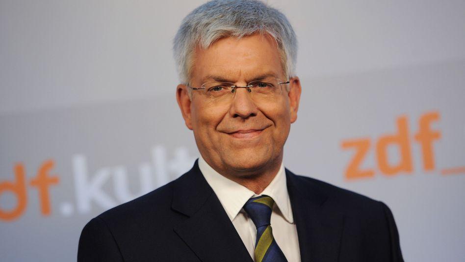 Designierter ZDF-Intendant Bellut: Auf zum fröhlichen Quotenrennen