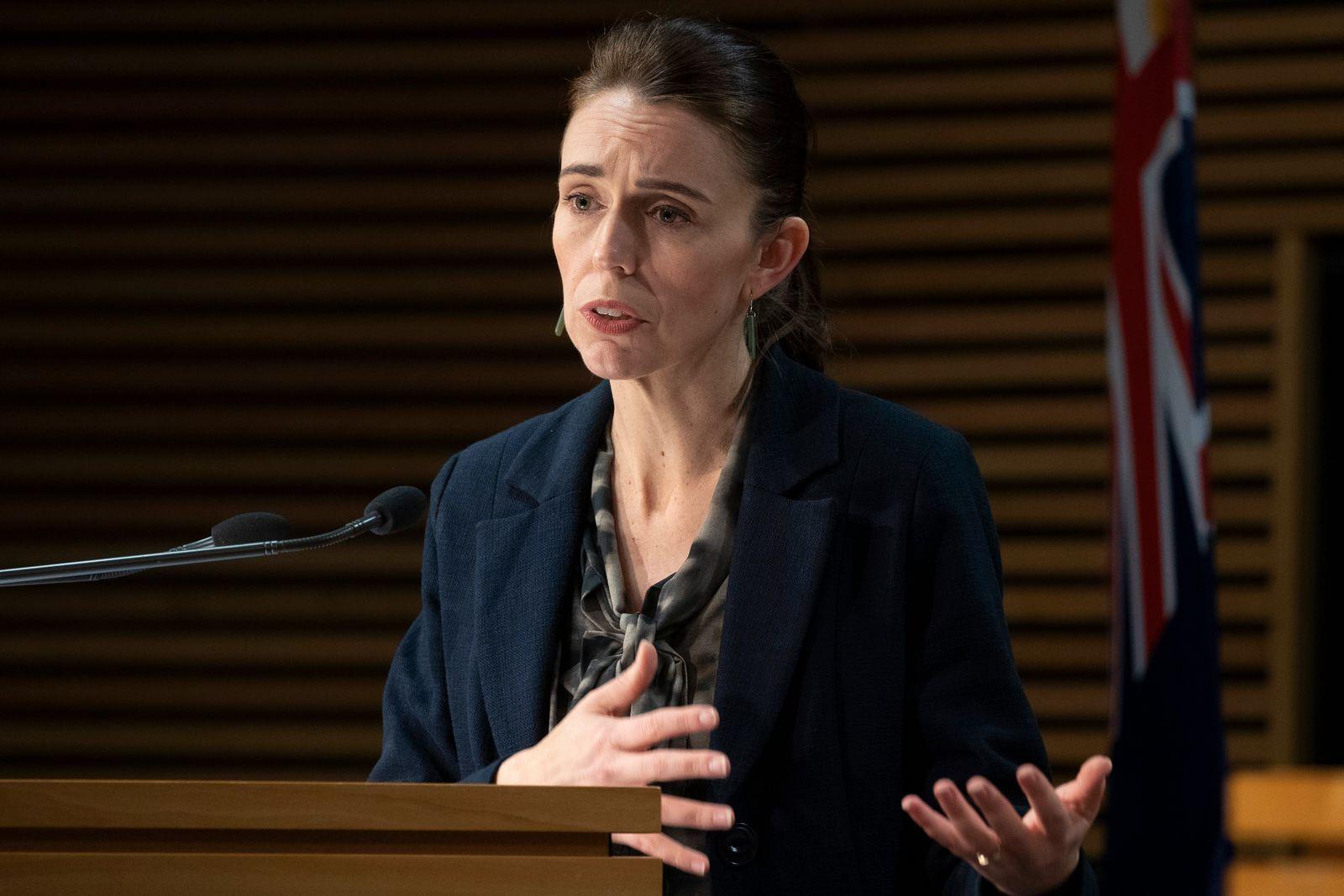 New Zealand Supermarket Terror Attack
