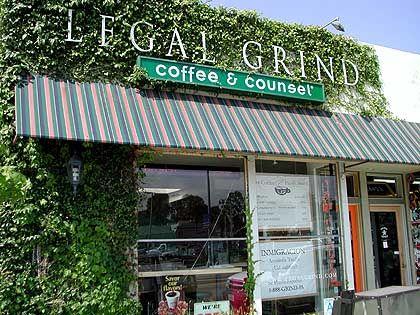 Legal Grind: Anwaltlicher Kontakthof