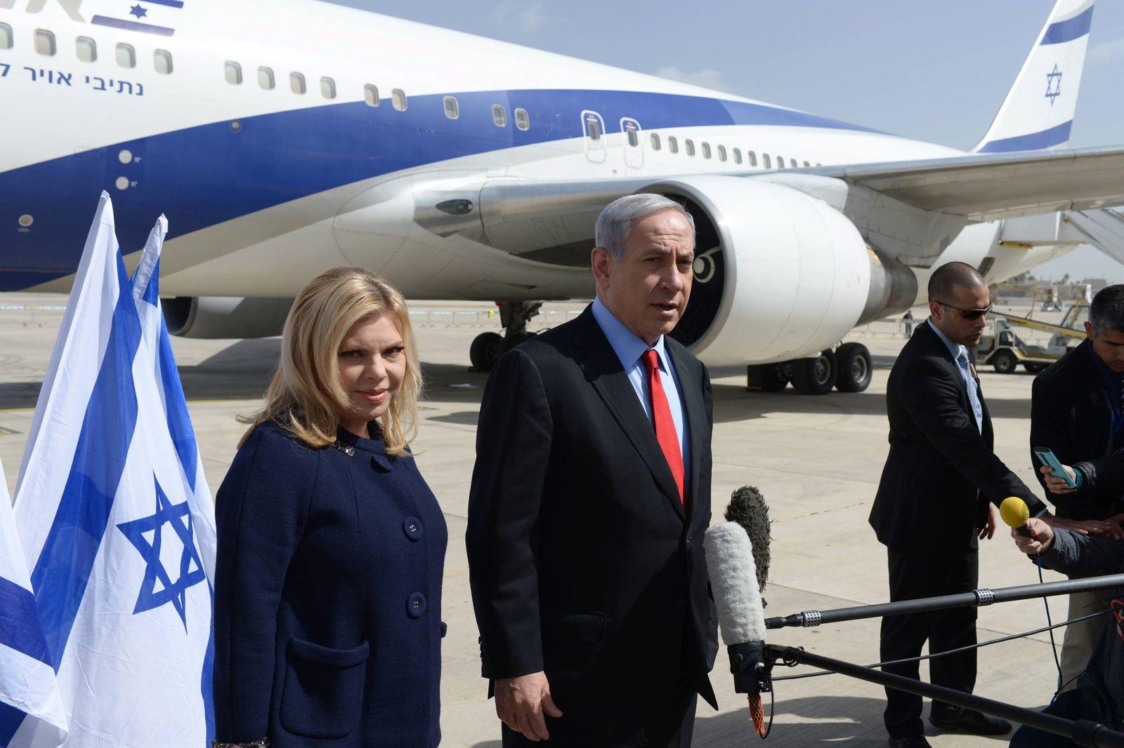 Netanjahu reist in die USA