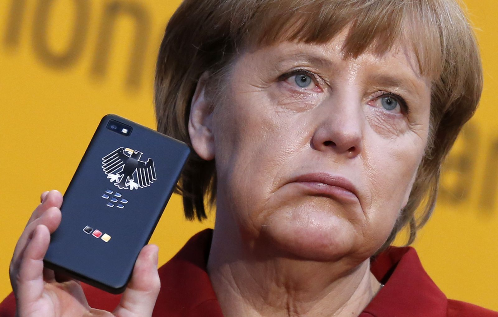 Angela Merkel / CeBIT