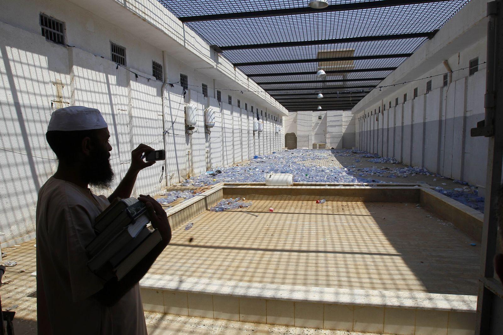 Abu Salim Gefängnis Libyen