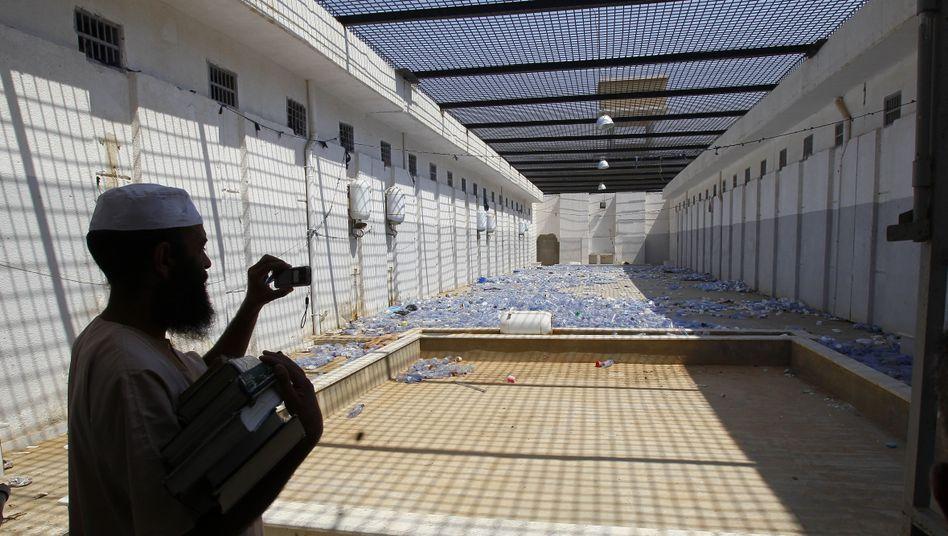 Abu-Salim-Gefängnis: Regimegegner wurden nach Libyen ausgeliefert