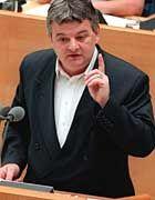 Abgeordneter Fischer (1995)
