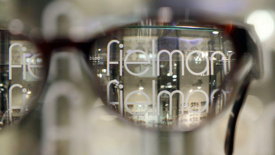 Fielmann-Brillengeschäft in Hamburg (Archiv): Abgerechnetes Marketing soll es nicht gegeben haben