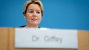 Franziska Giffey verzichtet auf ihren Doktortitel