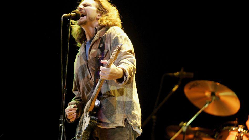 Eddie Vedder von Pearl Jam: Deutliche Stimme gegen Foltermusik