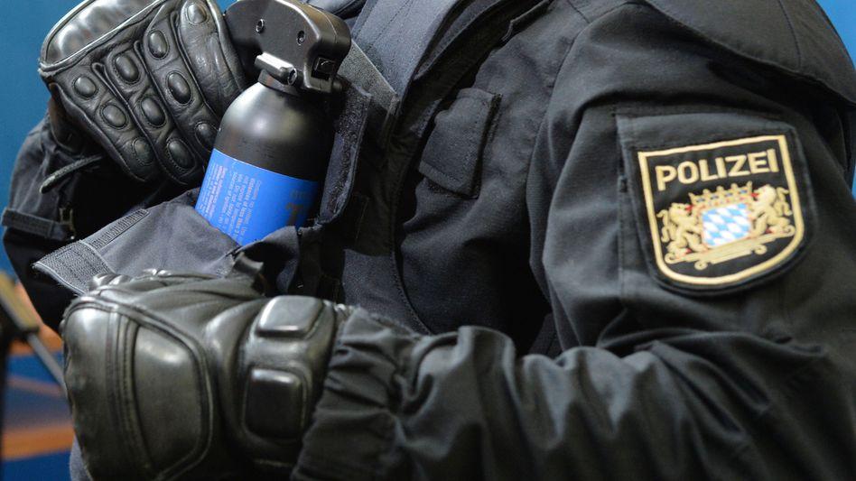 Polizist in Bayern: Gehalt attraktiver als in anderen Bundesländern
