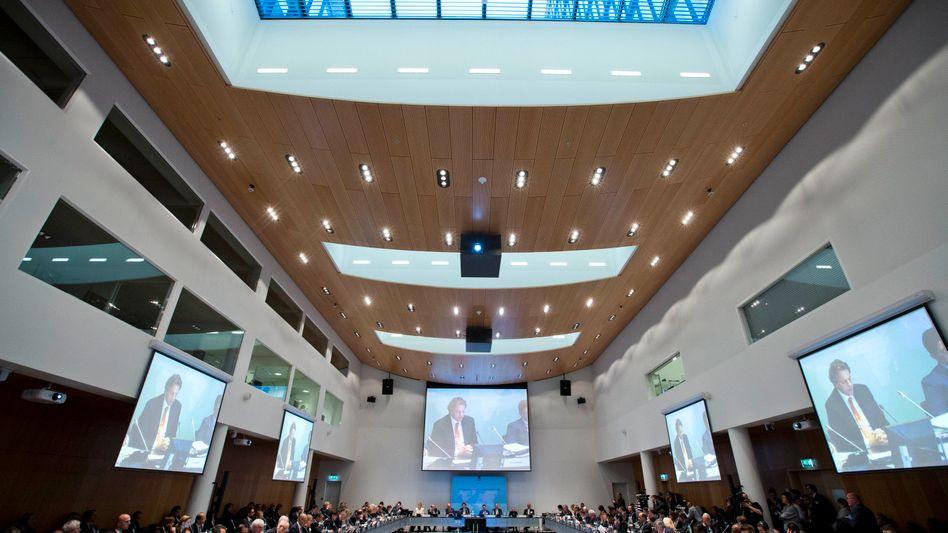 Anti-Terror-Konferenz bei Europol: IS hat Europa im Visier