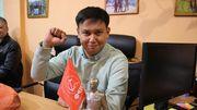Ein Nachwuchskommunist gegen die Kremlpartei