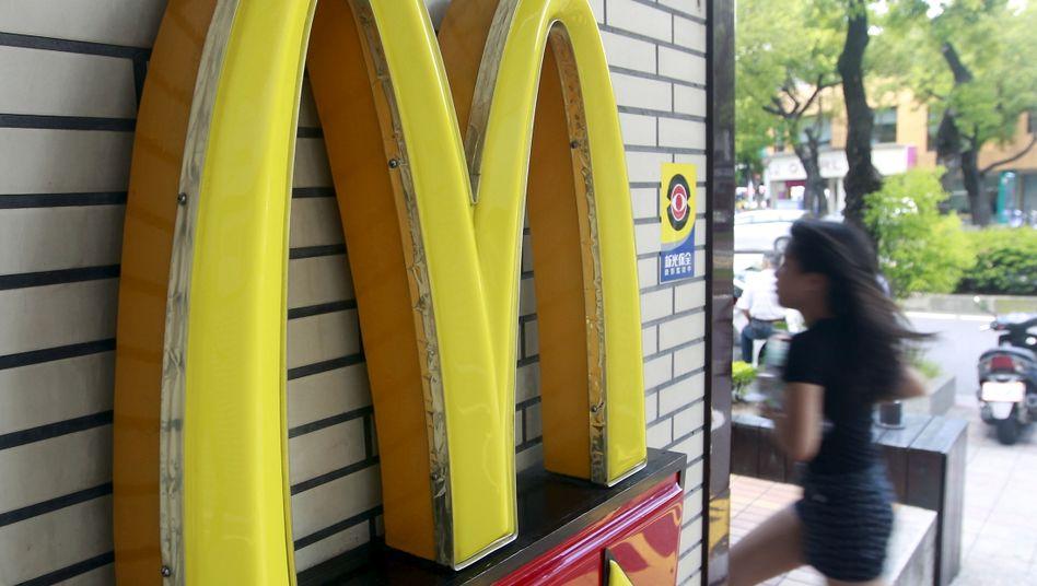 Unbekannte haben den weltgrößten Fast-Food-Konzern gehackt