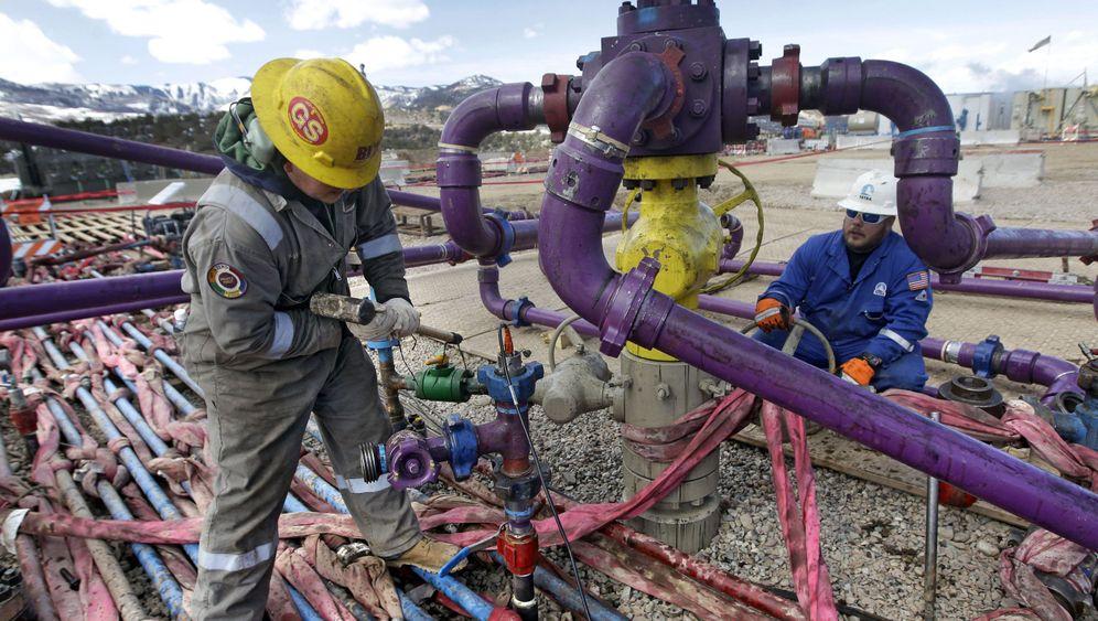 """Fracking-Vorstoß: """"Thema genauer anschauen"""""""