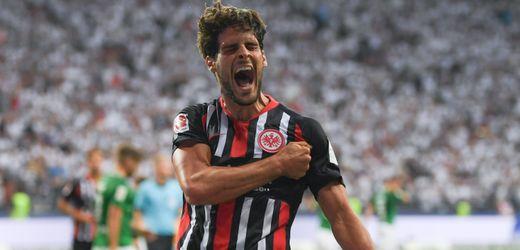Schalke 04 leiht Goncalo Paciência von Eintracht Frankfurt aus - Transfers
