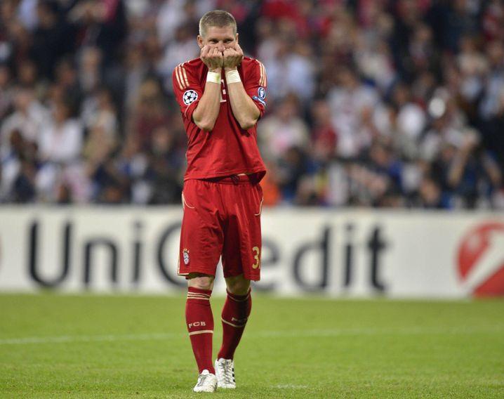 Bayern-Profi Schweinsteiger: Schmach im eigenen Stadion