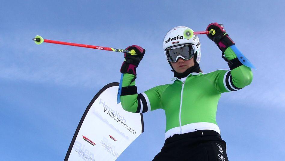 """Skifahrerin Rebensburg: """"Ich möchte im Riesenslalom ganz nach vorne"""""""
