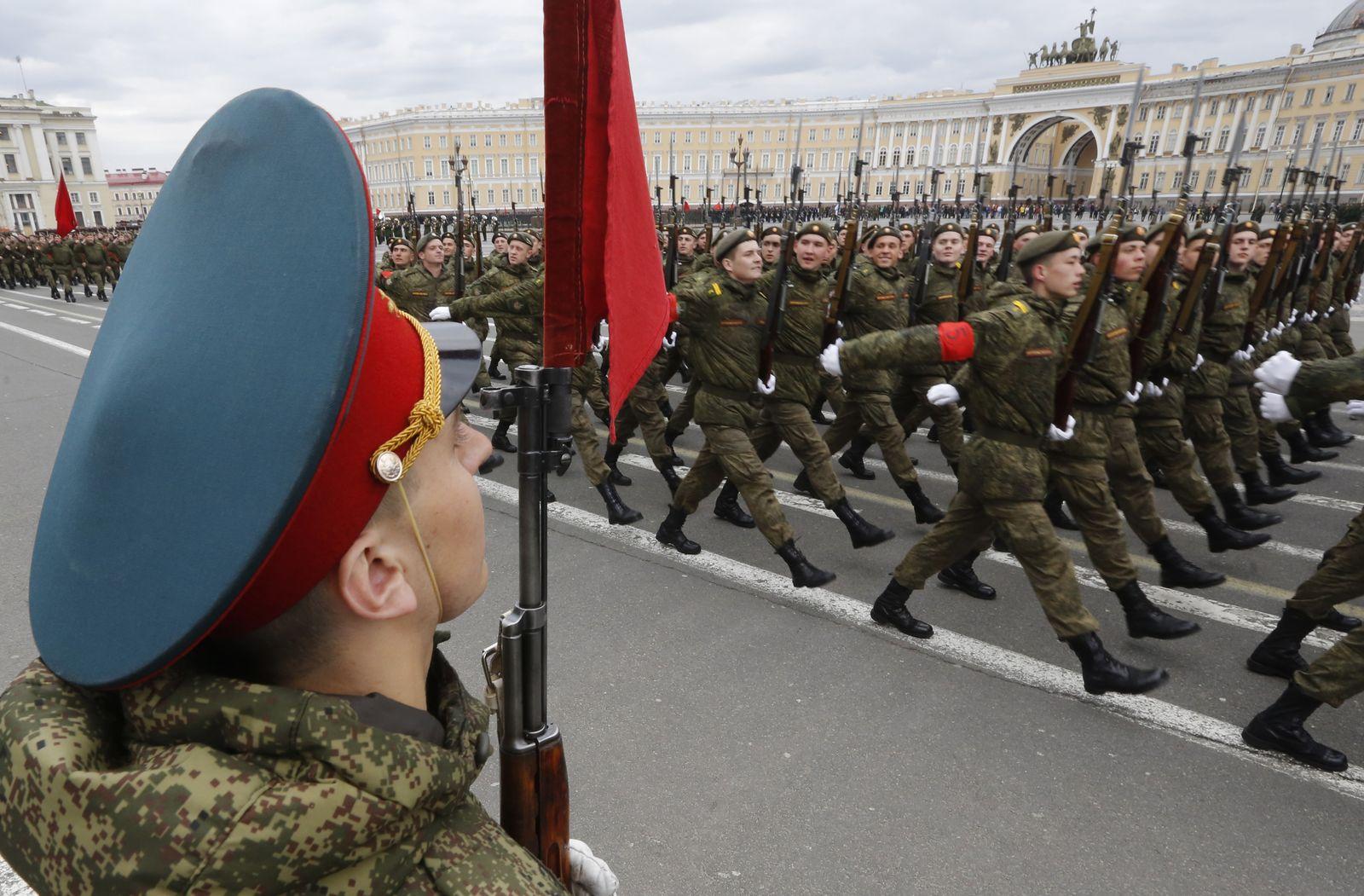 Russland/ Soldaten