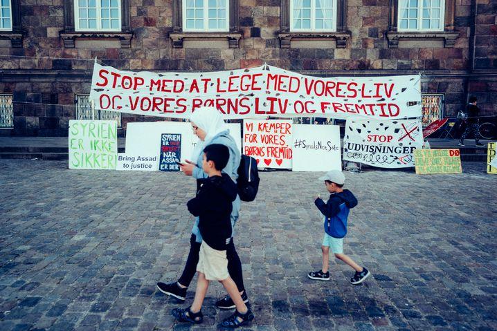 Hat der Protest noch eine Chance? »Der harte Kurs gegen Migranten gehört inzwischen schon zur dänischen Kultur«