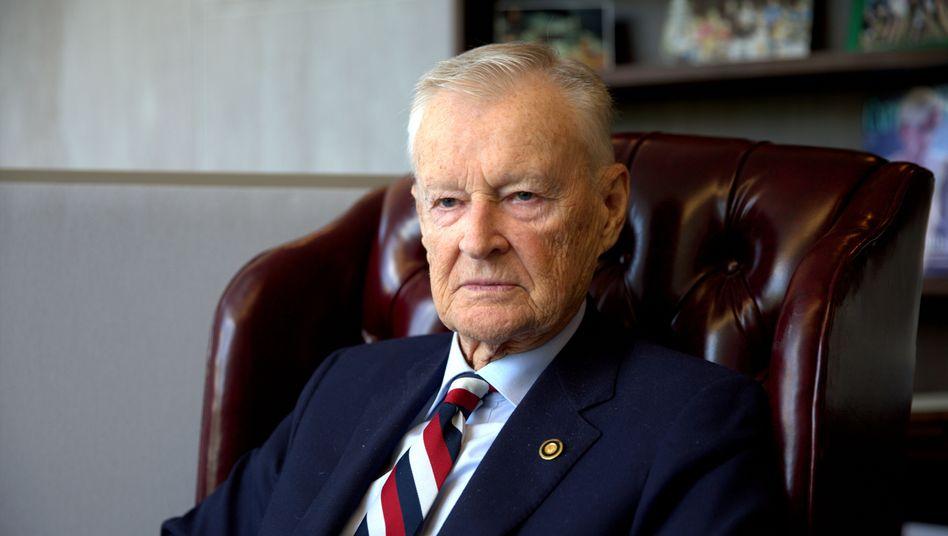 """Früherer Präsidentenberater Brzezinski: """"Außenpolitischer Druck ist heute stärker innenpolitisch spürbar"""""""